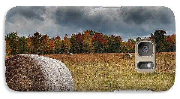 Galaxy Case featuring the photograph The Storm Is Coming by Renee Hardison