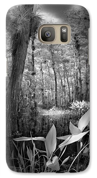 Galaxy Case featuring the photograph The Strand by Bradley R Youngberg