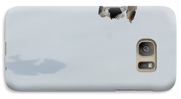 Galaxy Case featuring the photograph The Takeoff by Mim White