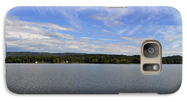 Galaxy Case featuring the photograph The Tennessee River In Alabama by Verana Stark