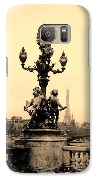 Galaxy Case featuring the photograph The Tower by Steve Godleski