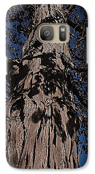 Galaxy Case featuring the photograph The Tree Of Life by Deborah Klubertanz