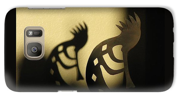 Galaxy Case featuring the photograph The Trickster by John Glass