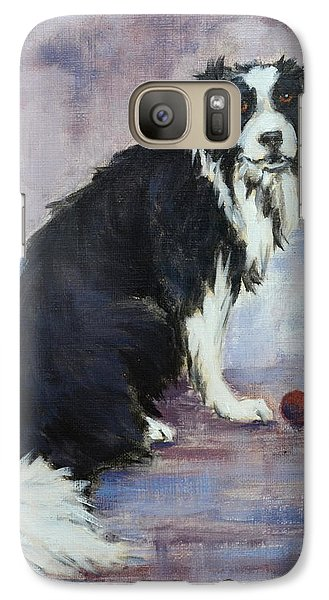 Galaxy Case featuring the painting The Twilight Years by Cynthia House