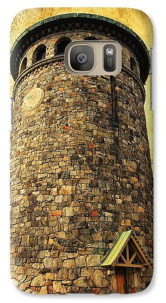 Galaxy Case featuring the photograph The Watch Tower by Trina  Ansel