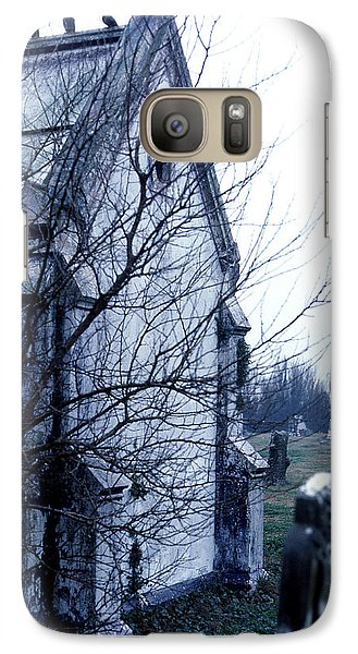 Galaxy Case featuring the photograph The Watchers 2 by Terry Webb Harshman