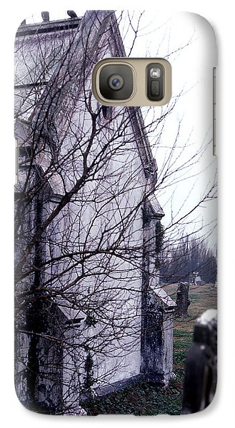 Galaxy Case featuring the photograph The Watchers by Terry Webb Harshman