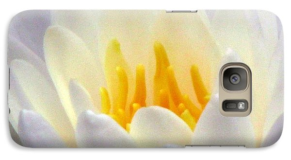 Galaxy Case featuring the photograph The Water Lilies Collection - 11 by Pamela Critchlow