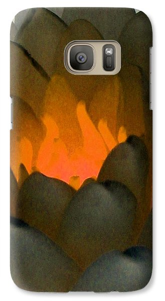 Galaxy Case featuring the photograph The Water Lilies Collection - Photopower 1043 by Pamela Critchlow