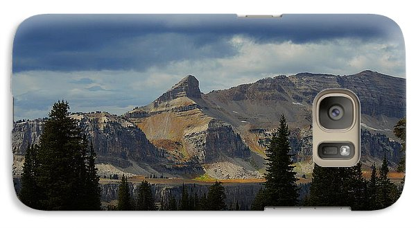 Galaxy Case featuring the photograph The Wedge by Raymond Salani III
