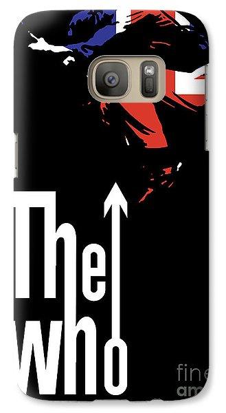 The Who No.01 Galaxy S7 Case