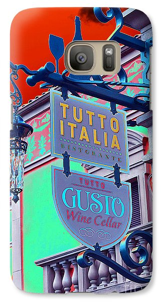 Galaxy Case featuring the photograph The Wine Cellar II by Robert Meanor