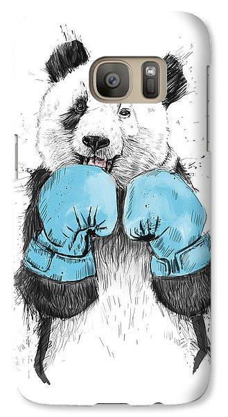 The Winner Galaxy S7 Case by Balazs Solti