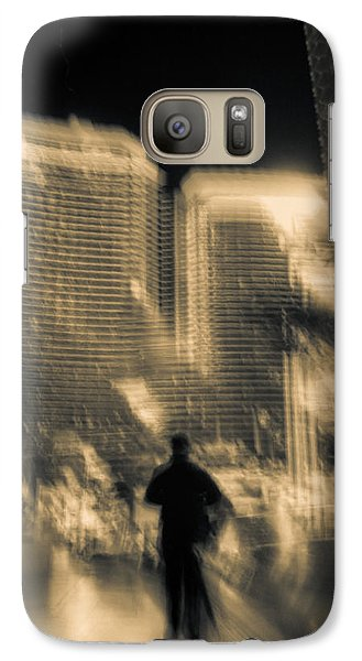 Galaxy S7 Case featuring the photograph The World Is My Oyster by Alex Lapidus