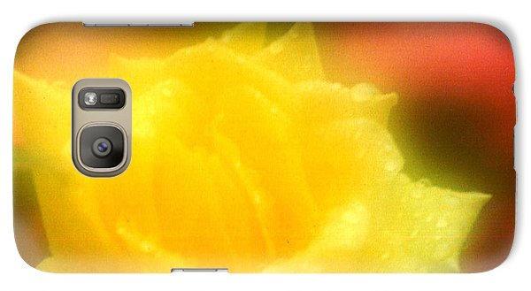 Galaxy Case featuring the photograph New Orleans  Yellow Rose Of Tralee by Michael Hoard
