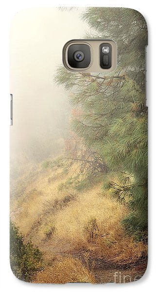 Galaxy Case featuring the photograph There And Back Again 2 by Ellen Cotton