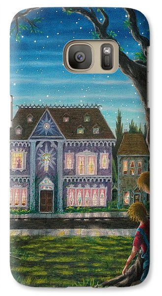 Galaxy Case featuring the painting There Is A House In New Orleans by Matt Konar
