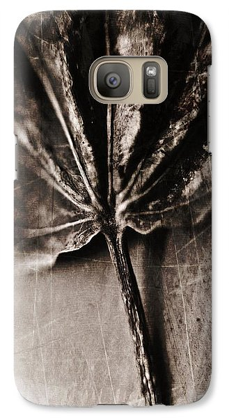 Galaxy Case featuring the photograph There Is A Season by Aaron Berg