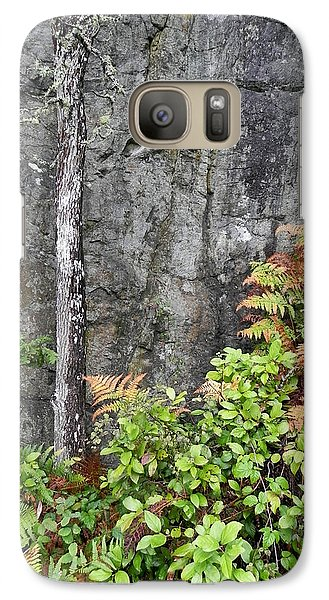 Galaxy Case featuring the photograph Thetis In Fall by Cheryl Hoyle