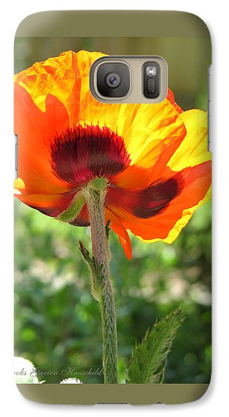 Galaxy Case featuring the photograph Things Are Looking Up by Brooks Garten Hauschild