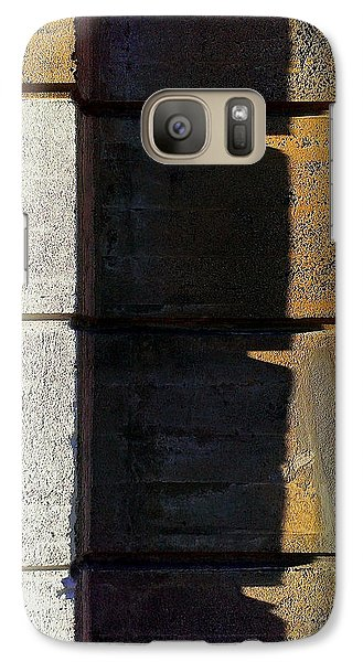 Galaxy Case featuring the photograph Thirds by James Aiken