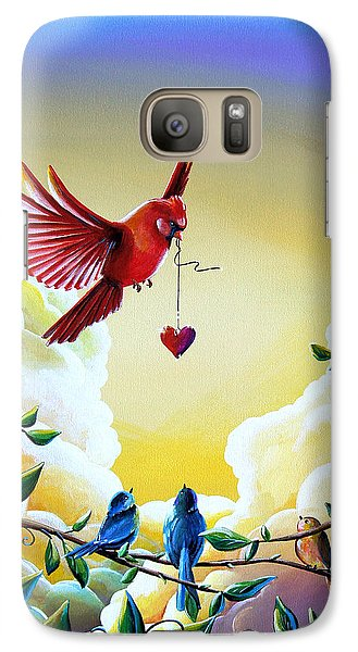 This Heart Of Mine Galaxy S7 Case