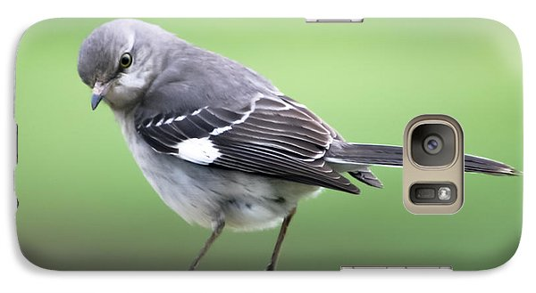 Galaxy Case featuring the photograph This Is My Backyard by Marion Johnson