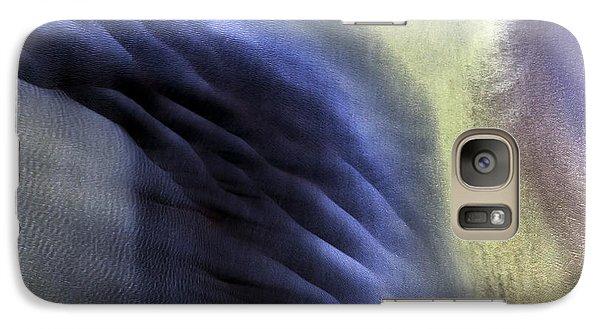 Galaxy Case featuring the photograph Thor Wing by Gunnar Orn Arnason