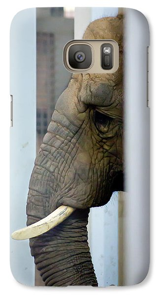 Galaxy Case featuring the photograph Thoughtful by Courtney Webster
