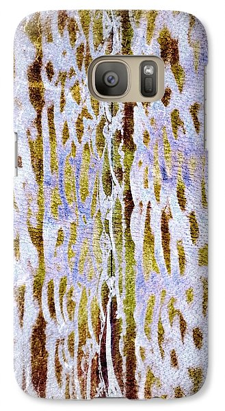 Galaxy Case featuring the digital art Thoughts Of Afar by Darla Wood