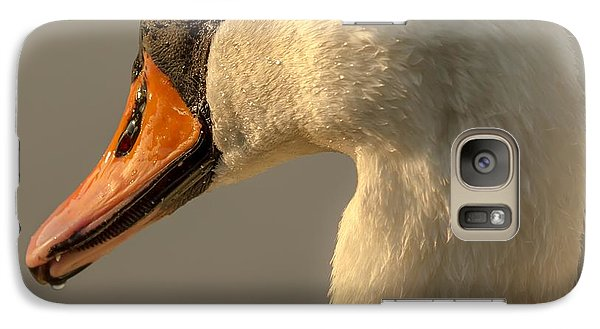 Galaxy Case featuring the photograph Thoughts That Warms The Heart by Rose-Maries Pictures