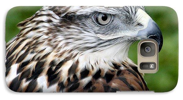The Threat Of A Predator Hawk Galaxy S7 Case