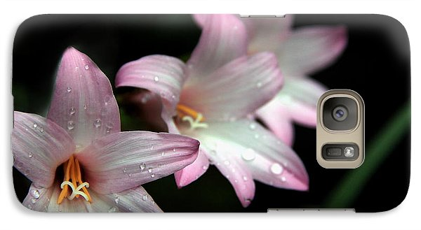 Galaxy Case featuring the photograph Three Of A Kind by Greg Allore