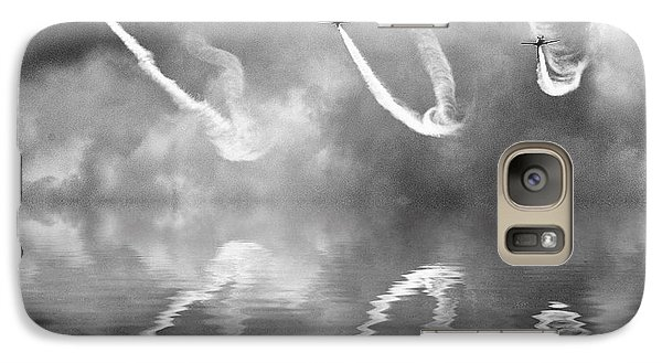 Three Steel Bird Galaxy S7 Case