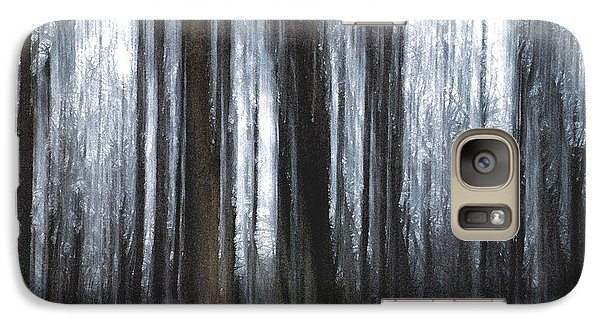 Galaxy Case featuring the photograph Through The Woods by Steven Huszar