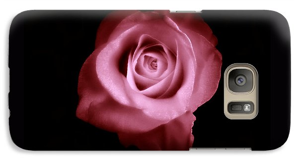 Galaxy Case featuring the photograph Thumbelina  by Micki Findlay