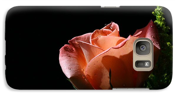 Galaxy Case featuring the photograph Tickled Coral by Doug Norkum