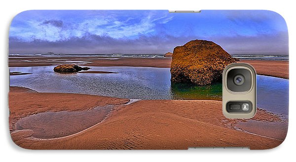 Galaxy Case featuring the photograph Tide Pool  by Thomas Born