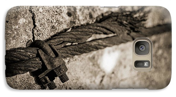 Galaxy Case featuring the photograph Ties That Bind by Amber Kresge