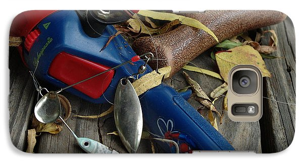 Galaxy Case featuring the photograph Ties That Bind by Peter Piatt