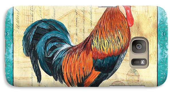 Tiffany Rooster 1 Galaxy S7 Case