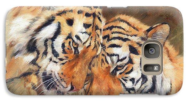 Tiger Love Galaxy S7 Case