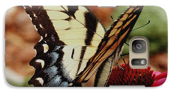 Galaxy Case featuring the photograph Tiger Swallowtail  by James C Thomas