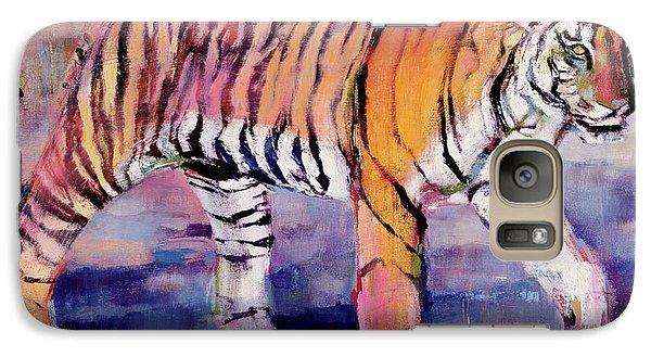 Tigress, Khana, India Galaxy S7 Case