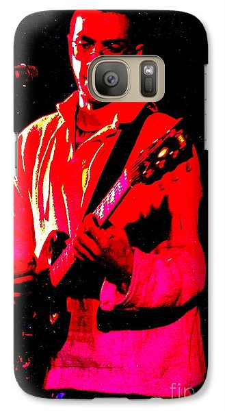 Galaxy Case featuring the photograph Tim Palmieri by Jesse Ciazza