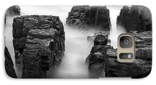 Galaxy Case featuring the photograph Time by Gunnar Orn Arnason