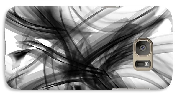 Galaxy Case featuring the digital art Time Share by Gayle Price Thomas
