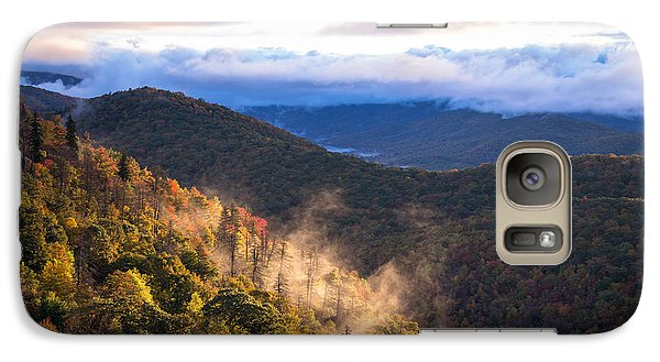 Galaxy Case featuring the photograph Timeless Sunrise by Serge Skiba