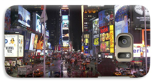 Times Square Galaxy S7 Case