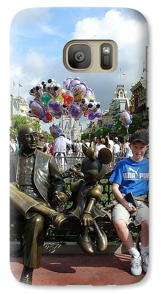 Galaxy Case featuring the photograph Tingle Time by David Nicholls